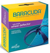 Genuine Baracuda Pool Cleaner Spare Parts - Fin Disc / Wheel Deflector / Trax