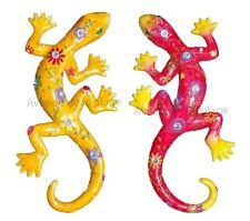 Lézard gecko salamandre à accrocher au mur, décoration murale pas cher neuf