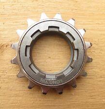 Freewheel 16t or 14t BMX Freeagent 3/32 and 1/8 Single Speed Bike Gear Silver