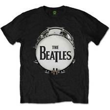The BEATLES ORIGINALE DRUM SKIN Official Merchandise T-SHIRT M/L/XL-NUOVO