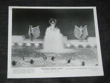 Original GREAT MUPPET CAPER 8x10 Press Kit Photo MISS PIGGY Water Ballet