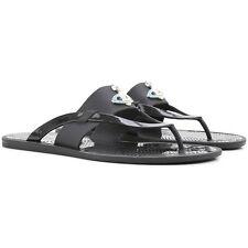 Vivienne Westwood , Infradito orb enamelled sandal, orb enamelled sandal flip fl