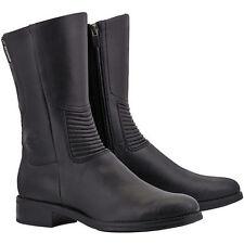 Alpinestars Vika Waterproof Women / Ladies Motorcycle Boot Black with heel