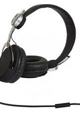 Wesc Bass Headphones - Black PLUS FREEHeadphone splitter.