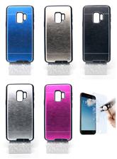 "Funda Carcasa Rigida Aluminio Interior Gel Samsung Galaxy S9 (4G) 5.8"" NUEVO"