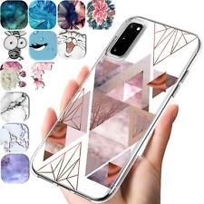 Handy Hülle für Samsung Case Muster Cover Schutzhülle Galaxy S20 S10 S9 S8 Motiv