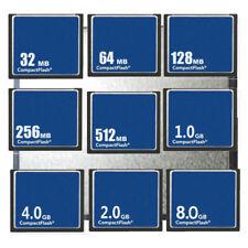 CF 32MB 64MB 128MB 256MB 512MB 1GB 2GB 4GB 8GB 16GB CF CompactFlash Memory Card