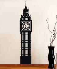 BIG BEN London Decal WALL STICKER Home Decor Art All Sizes & Colors Stencil ST57