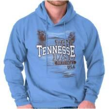 Tennessee Volunteer State Camping Souvenir Hoodies Sweat Shirts Sweatshirts