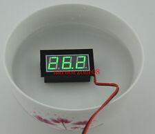Waterproof Monitor 12V 72V 80V 96V Battery Meter 4.5-150V Dc Digital Voltmeter