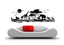 WandTattoo Afrika Tier wandaufkleber wandfolie waf06