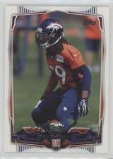 2014 Topps #366 Bradley Roby Denver Broncos RC Rookie Football Card