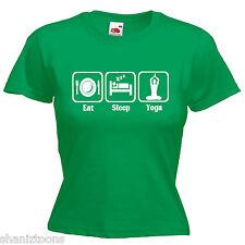 Yoga Ladies Lady Fit T Shirt 13 Colours Size 6 - 16