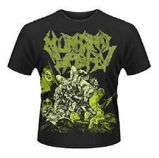 MUNICIPAL WASTE - Green Zombie - T-Shirt / Size XXL