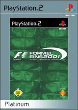 CD / DVD Videospiel Sammler Formel Eins 2001 (Sony PlayStation 2, 2002, )
