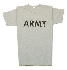 "A partir de US t-shirt ""Army"" carnaval armyshirt señores Summer camisa s-3xl"