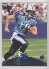 2011 Topps Prime Blue #82 Jake Locker Tennessee Titans Rookie Football Card