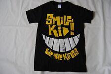 Nous les rois Sourire Kid T Shirt Nouveau Officiel quelque part d'une certaine manière étrange AMOUR SIX