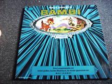 Walt Disney-Bambi LP-Zauberspiegel-Sonderauflage