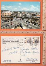 Sicilia - Messina (ME)-Veduta di Corso Garibaldi- 19056