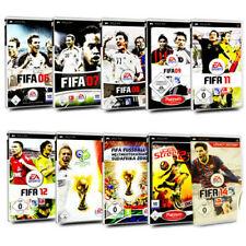 PSP Spiel Fifa 07 08 09 10 11 12 13 14 Fifa Fußball WM 2006 2010 Fifa Street 2