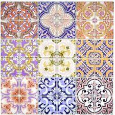 Retro Vintage Mosaik Fliese Transluzent mehrfarben bunt 68-Retro-SP_f 10 Matten
