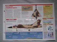 Aircraft of the World - Dassault Mirage 2000