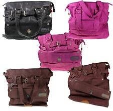 8f8cdfc52bb5e KangaROOS JEAN Designer Damentasche Shopper Hand-Umhänge-Schulter-Tasche Bag