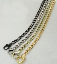 40 60 120CM Metal Chain for Handbag or Shoulder strap bag purse M003