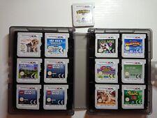 Nintendo 3DS Spiele nur Module , ohne Hülle/ Anl. (Pokémon, Mario,..)