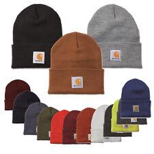CARHARTT Watch Hat Mütze Pudel Beanie NEU super bequem und warm A18 farbig