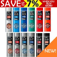 Pentel Ain Stein Mechanical Pencil Pacer Lead Refill 2H HB B 2B 0.3 0.5 0.7 0.9