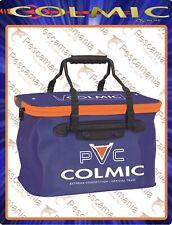 Borsa Colmic PVC Lion impermeabile orange series small/medium/large