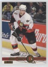 2000-01 Pacific Gold #284 Chris Phillips Ottawa Senators Hockey Card