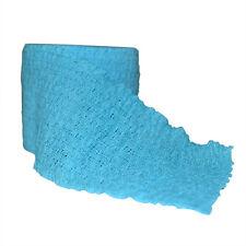 Breathable Cotton Bandage Wound Gauze Dressing Latex Free  5cm*4.5m Blue Colour