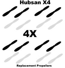USED MINT 4 x Quantity of iDrone YiZhan i4W  4 x 55mm Propeller Bl U18A