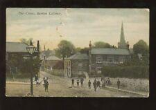 Northants BURTON LATIMER The Cross PPC 1906