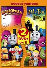 Halloween Spooktacular &Trick or Treat Tales Halloween DVD Barney Thomas NEW