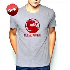Mortal Kombat T - Shirt Game Nintendo Martial Arts Video PC Spiele Movie NEU !