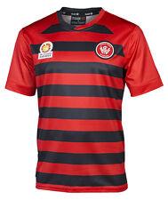 HAL Western Sydney Wanderers 16/17 Team Replica Jersey Sizes S - 2XL