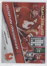 2010-11 Panini Adrenalyn XL Special #S42 Robyn Regehr Calgary Flames Hockey Card