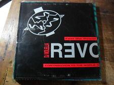 """DJ MOLELLA  """" REVOLUTION"""" 12'' SINGLE - LP VINILE DANCE"""
