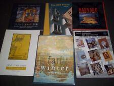 1990-2004 UNIVERSITY PRESS PUBLICATION LOT OF 13 - HARVARD, YALE + - O 1863