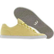 $66 Supra Assault NS yellow cotton Premium Skate Fashion Sneakers