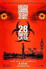28 DAYS LATER HORROR MOVIE POSTER FILM A4 A3 ART PRINT CINEMA