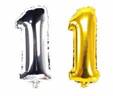 1st festa di compleanno numero 1 PALLONCINO 40.6cm DECORAZIONE 1st anni