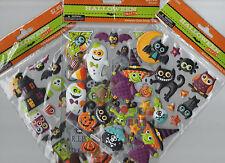 Hobby Lobby HALLOWEEN themed stickers~BNIP~Cute!  FAST SHIP!!