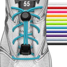 55 Sport Elastic Lock Shoelaces Running & Triathlon Trainer Sport Gym Disability