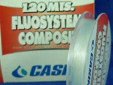 Monofilo Casini Fluosystem Composite (fluorocabon/nylon) 120mt, pesca mare, lago