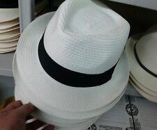 cappello Cubano cuc. uomo estivo paglia elegante cerimonia fontana hat man